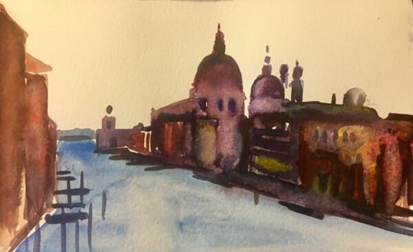 Venice sketchbook Day 320