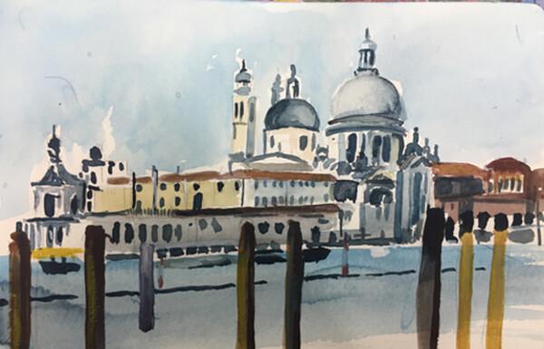 Venice Sketch Day 302 NFS