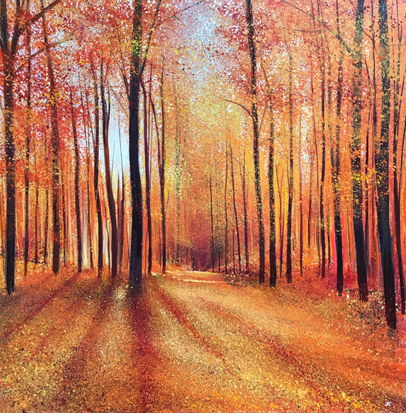 Shadows of Autumn SOLD