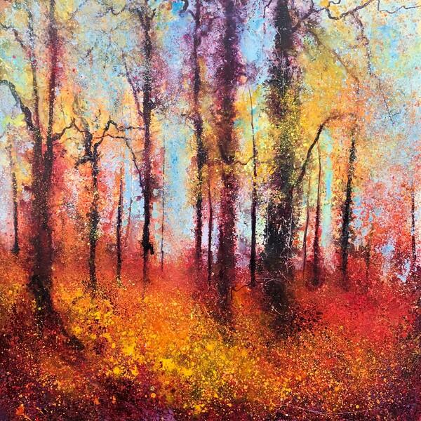 Autumn Glory sold