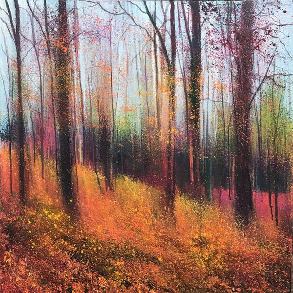 Autumn splendour SOLD