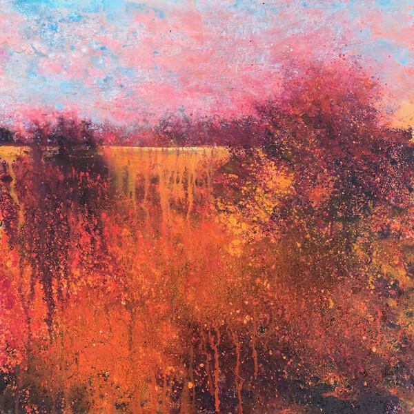 Autumnal Hedges