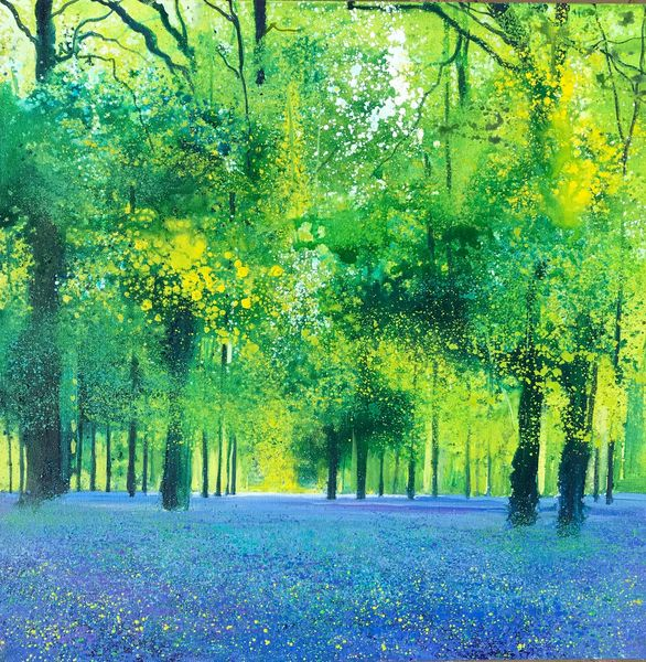 When Im with you I hear Bluebells