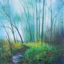 Misty Morning SOLD