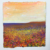 Moorland Colour. Day 4 SOLD