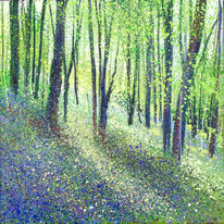 Bluebell Wood Day 7 SOLD