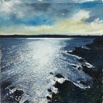 From Pendennis Point. Day 28 SOLD