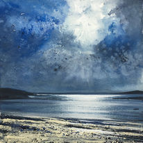Scilly Moonlight Day 30 SOLD