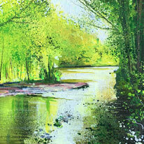River Derwent Day 43 SOLD