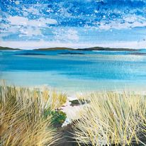 Tresco Grasses Day 171 SOLD