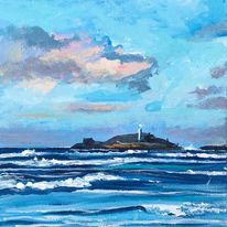Godrevy Day 217 sold