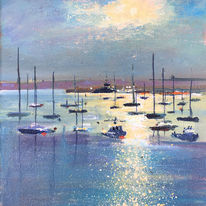 6.45am Falmouth Docks Day 233 SOLD