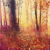 Autumn Equinox Day 263 SOLD