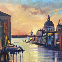The Grand Canal Day 301 SOLD