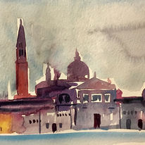 Venice sketchbook day 319 NFS