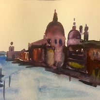 Venice sketchbook Day 320