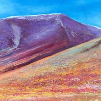 Cumbrian Colours on High Crag