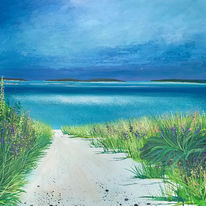 Scilly Summer Light SOLD