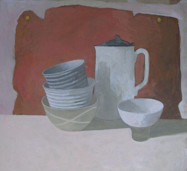 New white bowl