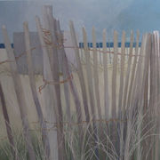 Holkham beach grasses