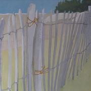 Holkham beach - binder twine