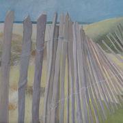 Holkham beach, dunes
