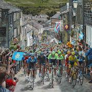Climb through Haworth - Print