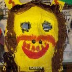 animal mask Fazakerly Primaru School
