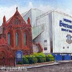 St Lukes the Evangelist, Liverpool