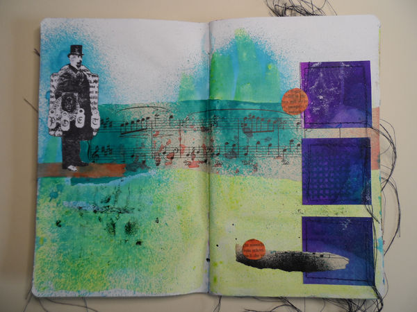 Art Journal page 3