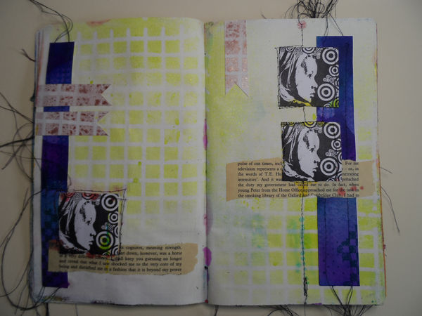 Art Journal page 6