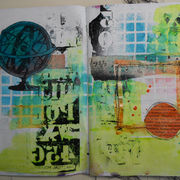 Art Journal page 4