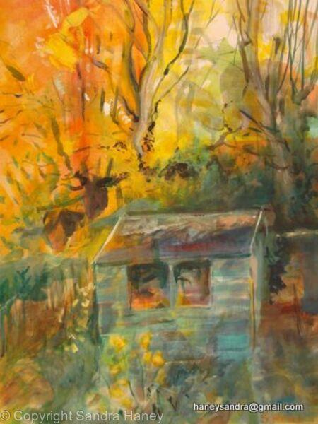 Autumn Garden 2