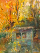 Autumn Shed 2