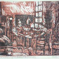 Woodcut Cafe