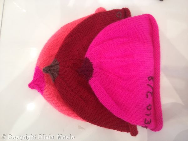 les bonnets tétons de ville
