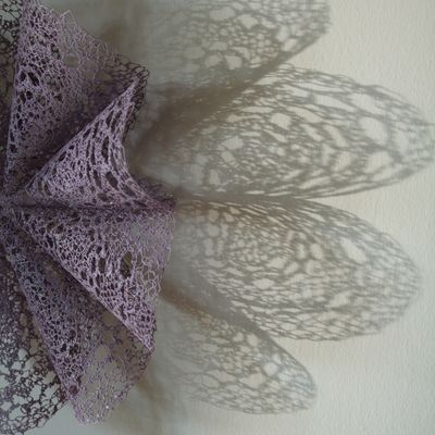Lilac Bloom, detail