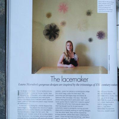 Elle Decoration, April 2008-Feature Article