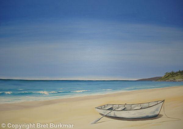 Beach Boat 2