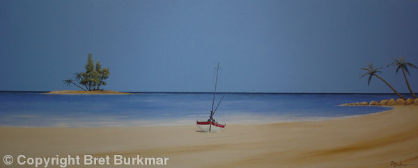 Beach Boat 1
