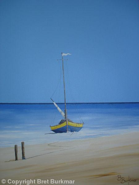 Beach Boat 3