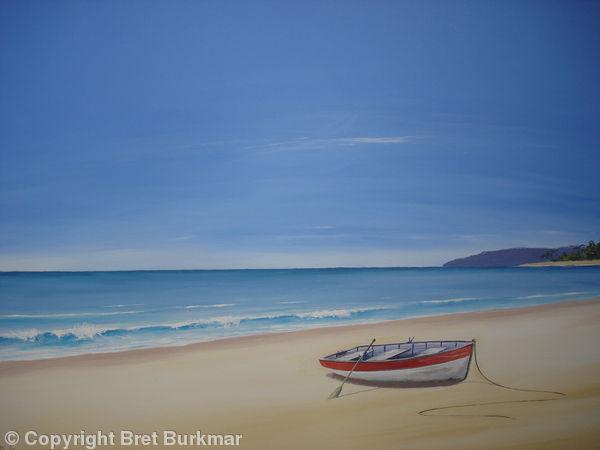 Beach Boat 4