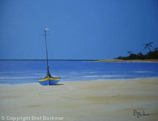 Beach Boat 5