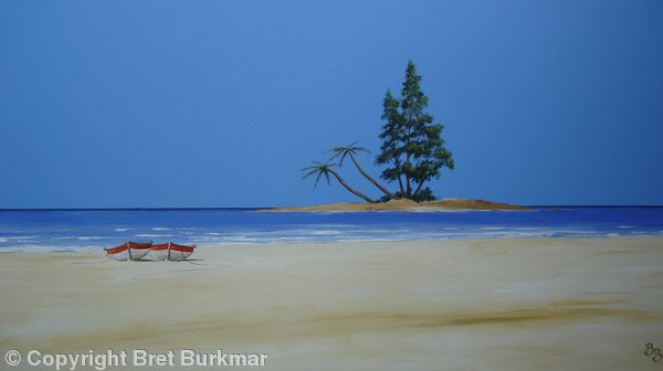 Beach Landscape 1
