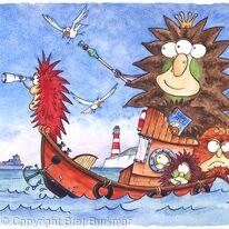 Gubbins Set Sail
