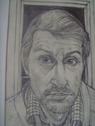 Self Portrait 1990