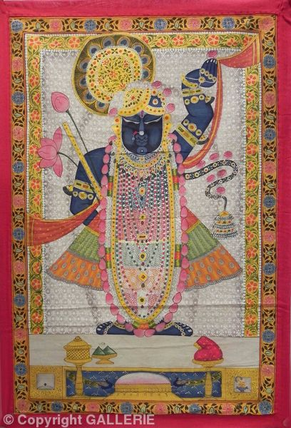 PIC 30,Pichwai from Rajasthan India,Size-25X35