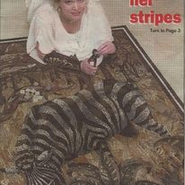 Story about the zebra