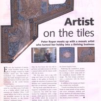 The Guild of Master Craftsmen, Buisness Matters Magazine Article, FEB 2002