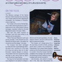 The Orient Express Magazine Article June 2001